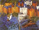 Sailing Boats at Sainte-Adresse 1912 - Raoul Dufy