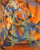 Mercury Passing Before the Sun 1914 - Giacomo Balla