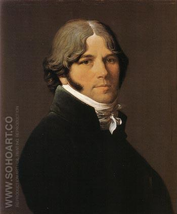 Jean Marie Joseph Ingres 1804 - Jean-Auguste-Dominique-Ingres reproduction oil painting