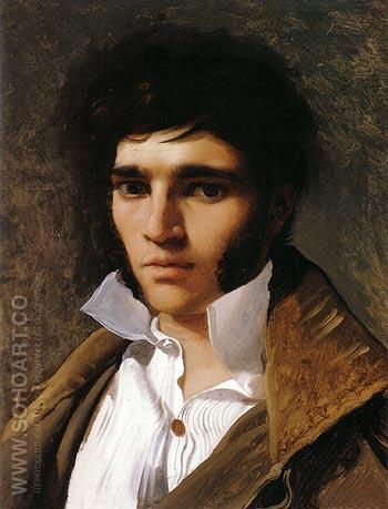 Paul Lemoyne 1810 - Jean-Auguste-Dominique-Ingres reproduction oil painting
