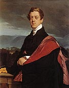Count Nikolai Dmitrievich Gouriev - Jean-Auguste-Dominique-Ingres reproduction oil painting