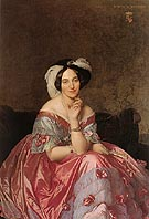 Baronne James de Rothschild 1848 - Jean-Auguste-Dominique-Ingres