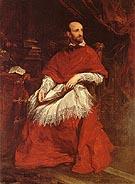 Cardinal Bentivoglio 1623 - Van Dyck