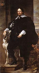 Philippe le Roy Seigneur de Ravels 1630 - Van Dyck