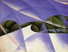 Abstract Speed the Car Has Passed 1913 - Giacomo Balla