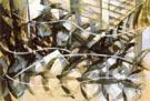 Flight of the Swallows 1913 - Giacomo Balla