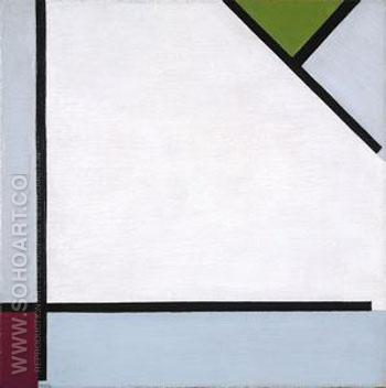 Simultaneous Counter Composition 1929 - Theo van Doesburg reproduction oil painting