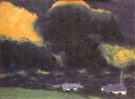 Stormy Landscape 1916 - Emile Nolde