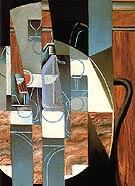 The Siphon 1913 - Juan Gris reproduction oil painting