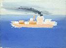Marine 1954 - Nicolas De Stael