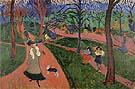 Hyde Park 1906 - Andre Derain