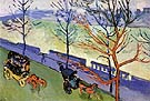 Victoria Embankment 1906 - Andre Derain