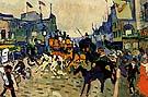 Regent Street 1906 - Andre Derain