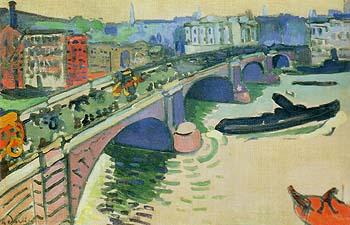 London Bridge 1906 - Andre Derain reproduction oil painting