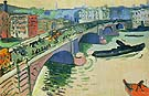 London Bridge 1906 - Andre Derain