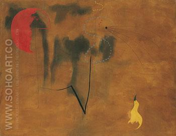 Painting 1925 - Joan Miro reproduction oil painting