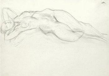 Nu 1922 - Henri Matisse reproduction oil painting