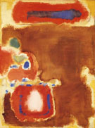 Untitled 1947 - Mark Rothko