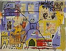 Untitled 1981 P - Jean-Michel-Basquiat