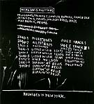 Discography Two 1983 - Jean-Michel-Basquiat
