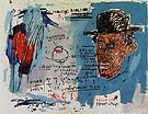 PPCD - Jean-Michel-Basquiat reproduction oil painting
