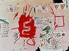 Snakeman - Jean-Michel-Basquiat reproduction oil painting
