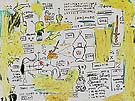 Techu Anpu - Jean-Michel-Basquiat reproduction oil painting