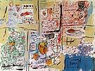 Olympic - Jean-Michel-Basquiat
