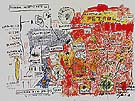 Liberty - Jean-Michel-Basquiat reproduction oil painting