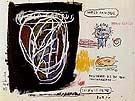 Roast - Jean-Michel-Basquiat reproduction oil painting