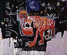 Untitled 1982 - Jean-Michel-Basquiat reproduction oil painting