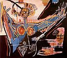 Mater 1982 - Jean-Michel-Basquiat reproduction oil painting