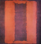 Untitled Seagram Mural Sketch 1958 - Mark Rothko