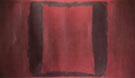 Seagram Mural Section 3 Black on Maroon - Mark Rothko
