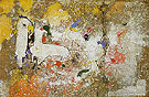 Palimpsest 1946 - Hans Hofmann reproduction oil painting
