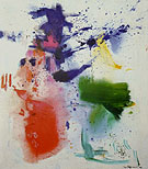 Furioso 1963 - Hans Hofmann reproduction oil painting