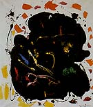 Black Diamond 1961 - Hans Hofmann reproduction oil painting