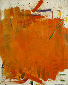 Hazy Sun 1961 - Hans Hofmann reproduction oil painting