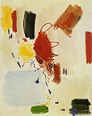 The Voice of the Wind 1961 - Hans Hofmann