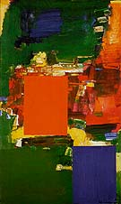 Olive Grove 1960 - Hans Hofmann reproduction oil painting