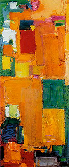 Kaleidos 1958 - Hans Hofmann reproduction oil painting