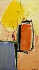Composition No 1 1953 - Hans Hofmann
