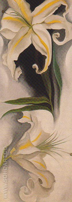 Georgia okeeffe white flowers 1926 white flowers 1926 georgia okeeffe reproduction oil painting mightylinksfo