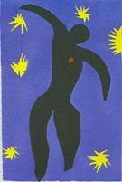 Icarus 1947 - Henri Matisse