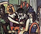 The Prodigal Son 1949 - Max Beckmann