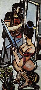 The Argonauts I 1950 - Max Beckmann reproduction oil painting