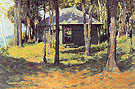 Studio at Ingleneuk 1907 - Frederic Remington