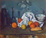 Fruit 1879 - Paul Cezanne