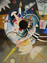 One Center - Wassily Kandinsky