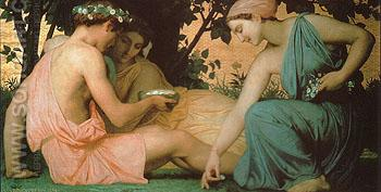 Spirig 1858 - William-Adolphe Bouguereau reproduction oil painting